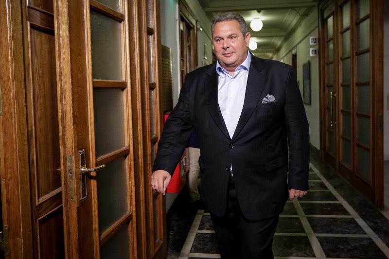 Ζήλεψε τον Κατρούγκαλο ο Πάνος Καμμένος- φωτογραφία eurokinissi