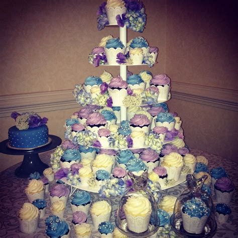 Best 25  Purple wedding cupcakes ideas on Pinterest
