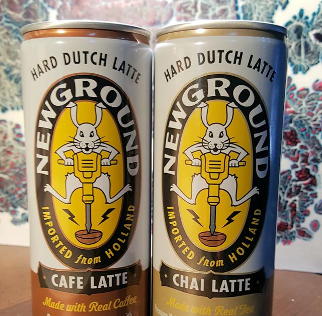 Mybeerbuzz .com Highlights Newground Hard Dutch Café Latte