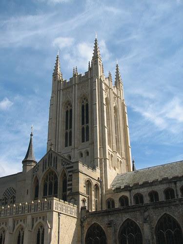 Bury St Edmund's Cathedral