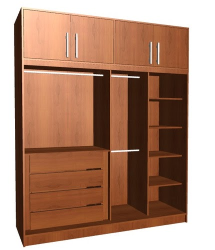 Carpinteria como hacer tu propio closet for Crear muebles juveniles