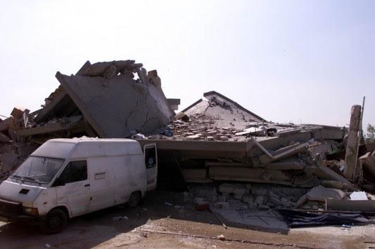 Σεισμός 1999 - Δεκαέξι χρόνια μετά! ΦΩΤΟ