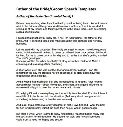 father   bride sample speech video search engine