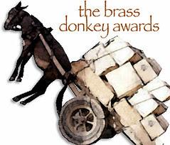 Brass Donkey Awards