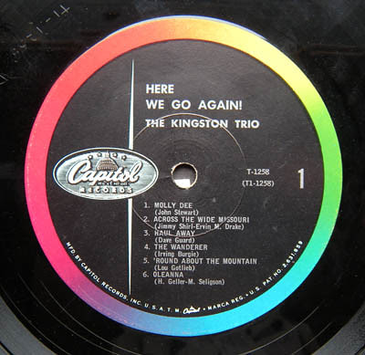 Kingston Trio_lp_tatteredandlost