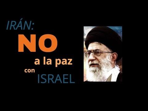 IMPORTANTE: IRÁN SE OPONE A HACER LA PAZ CON ISRAEL