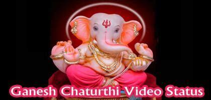 ganesh chaturthi whatsapp video status