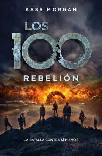Resultado de imagen para Rebelión (Los 100 4)
