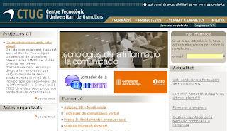 Primeres Jornades de la Catosfera 2008 a Granollers