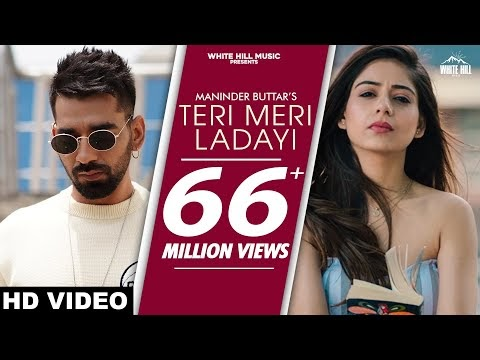 Download Teri Meri Ladayi Maninder Buttar Ft Tania Mp3 Punjabi Song Lyrics 2020