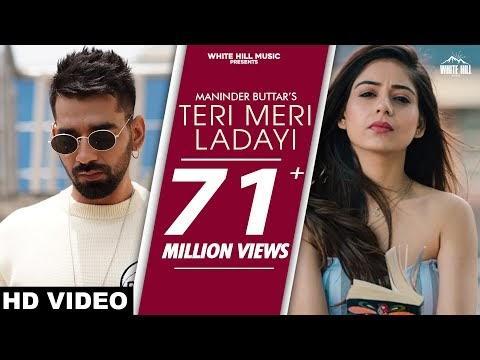 Download Teri Meri Ladayi Maninder Buttar Ft Tania Mp3 Punjabi Song Lyrics 2020