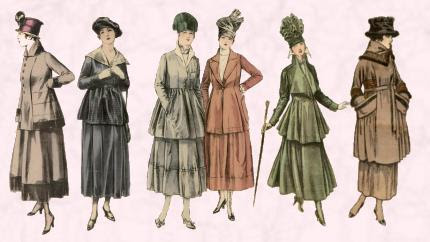 Suits of 1917-1919