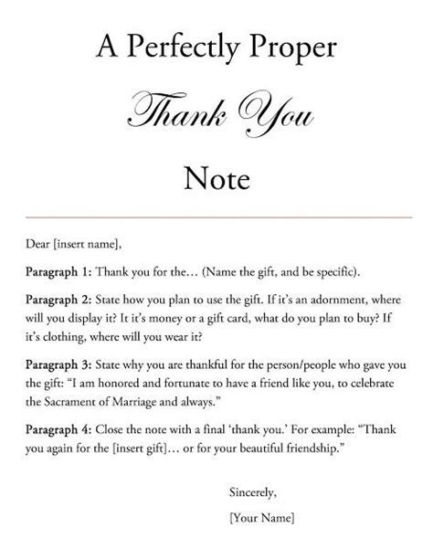 Style Horse: A Perfectly Proper 'Thank You' Note   Girl