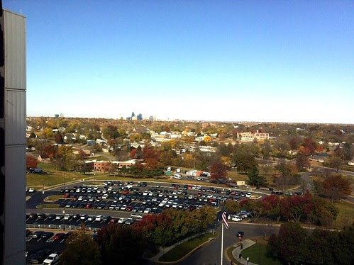 View from the VA