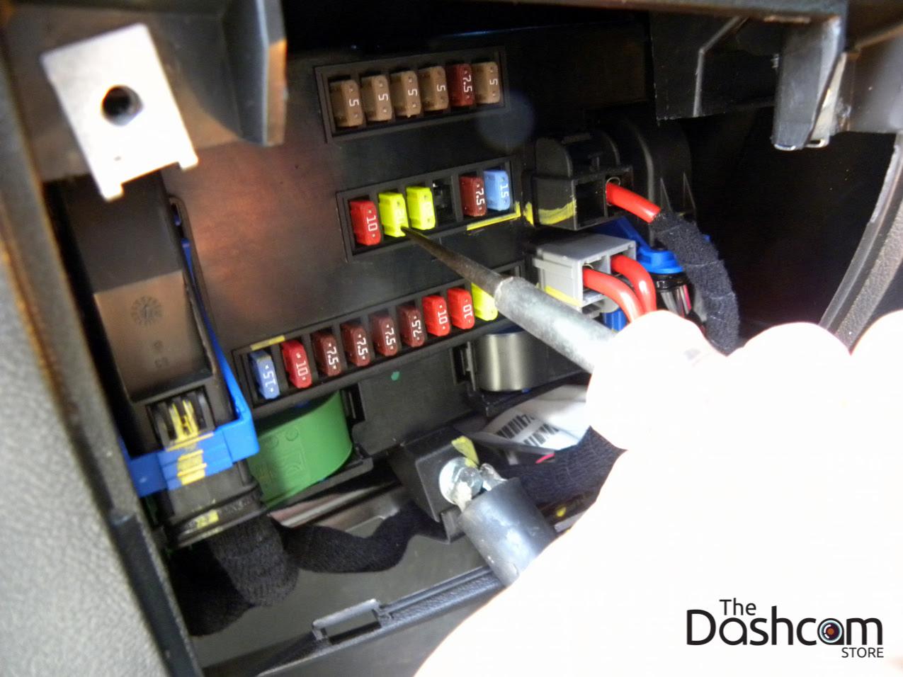 Fuse Box Power Tap