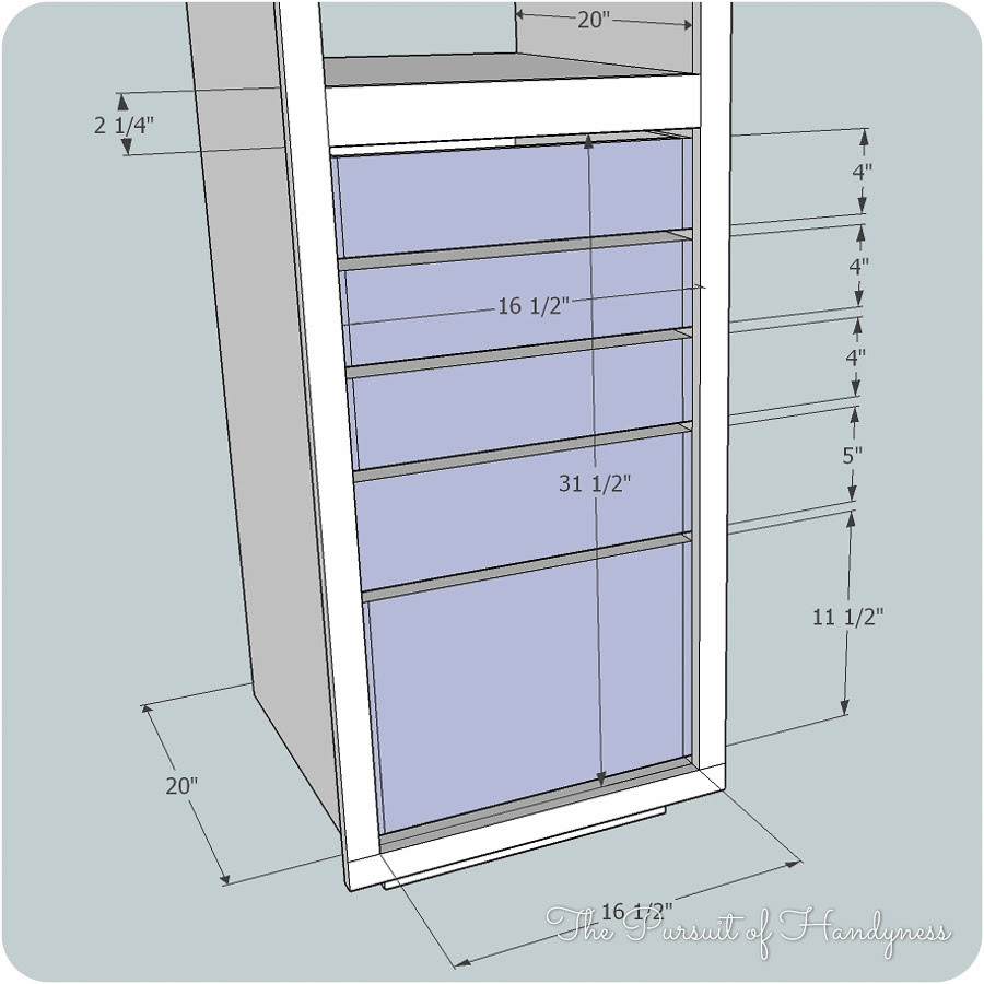 Diy Bathroom Linen Cabinet_001 2