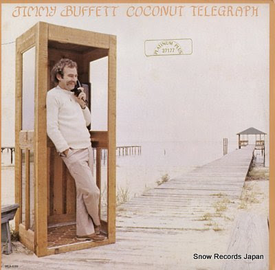 BUFFETT, JIMMY coconut telegraph