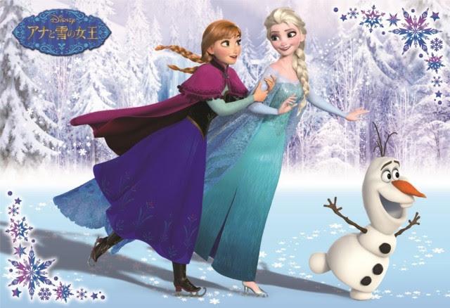 オラフの可愛い魅力20選他の作品にカメオ出演してるアナと雪の女王