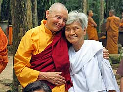 Venerable Jetsunma Tenzin Palmo's Teaching in Thailand