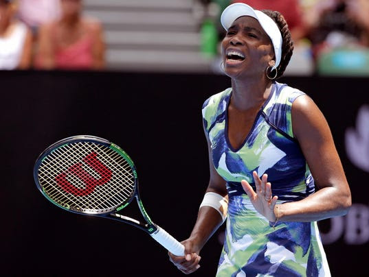 AP AUSTRALIAN OPEN TENNIS S TEN AUS