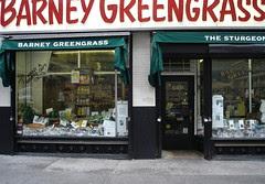 Barney Greengrass, The Sturgeon King