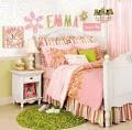 Home Decoration: Little Girl Rooms Decor