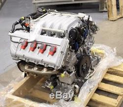 Audi 42 V8 Crate Engine