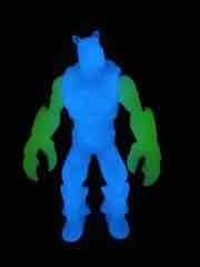 Plastic Imagination Rise of the Beasts Rhino and Scorpion - Blue and Green Glow Action Figures Set