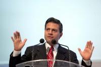 El aspirante presidencial priista, Enrique Peña Nieto. Foto: Germán Canseco