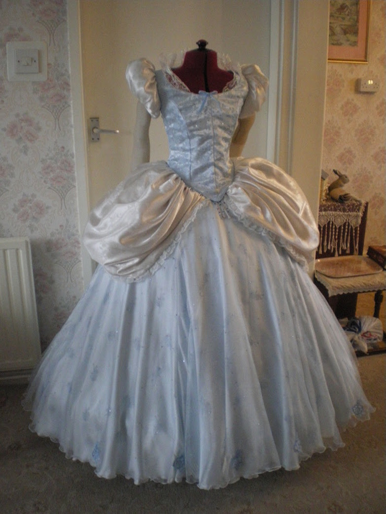 Cinderella Ball Gown from Tracy's Costuming World