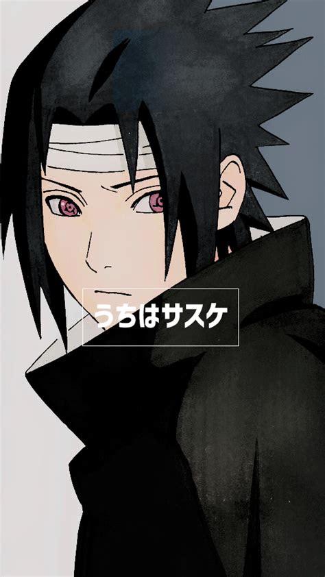 anime lockscreen tumblr naruto sasuke uchiha naruto
