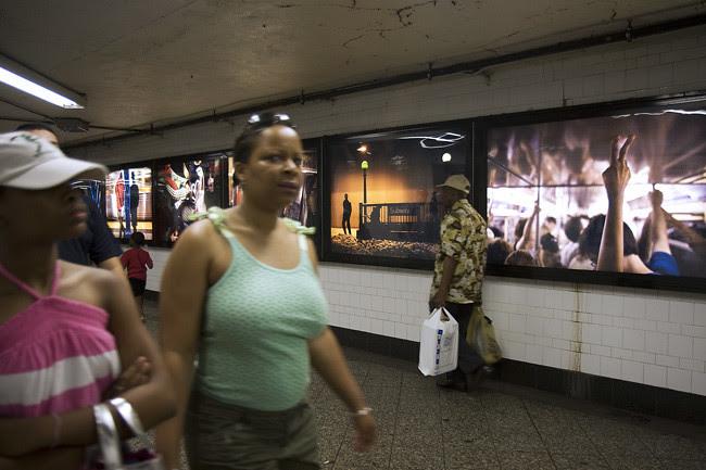 Arts for Transit exhibit, Atlantic/Pacific Station