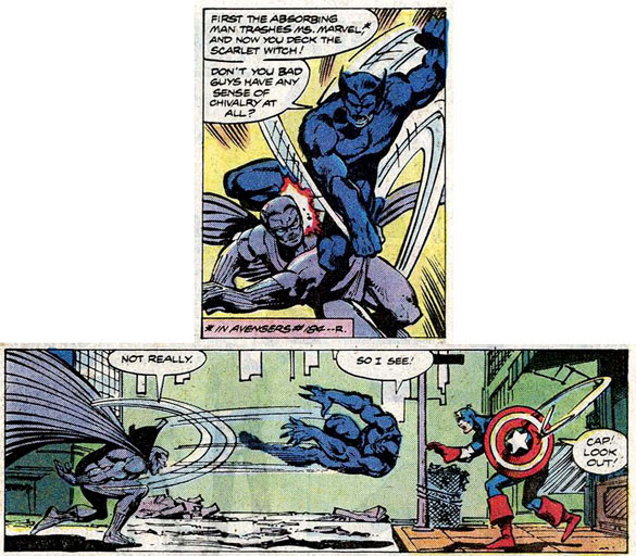 Avengers #191