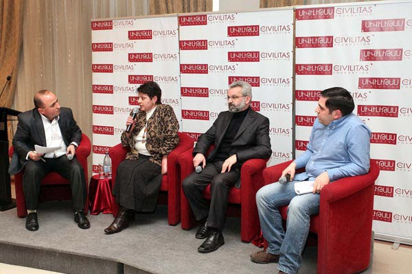 Perspective on media: Civilitas organizes discussion about state of television, newspapers and internet