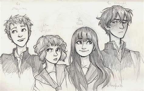 burdge drew  foursome art  burdge