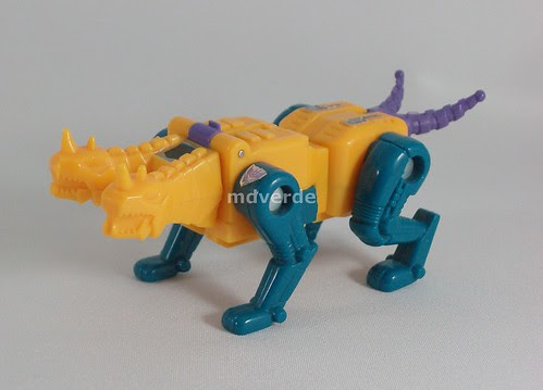 Transformers Sinnertwin G1 - modo alterno (by mdverde)