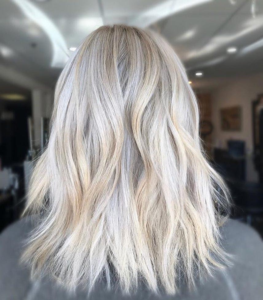 10 Balayage Hair Styles For Medium Length Hair 2019 Freshen Up