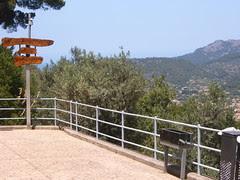 Viewpoint from Banya