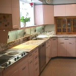 The 1950's Kitchen in Joe Rotella's house