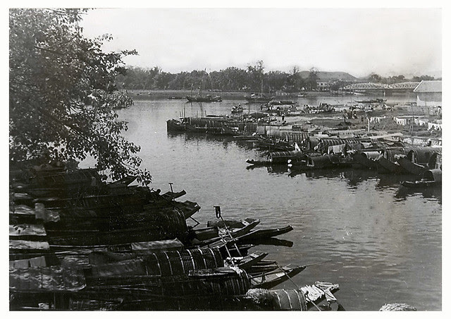 Hué 1948 - La rivière des Parfums 1948