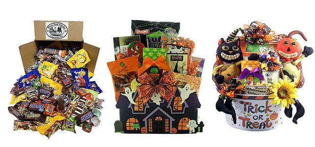 15 Halloween Gift Baskets Bags For Kids Adults 2017 Gift Ideas