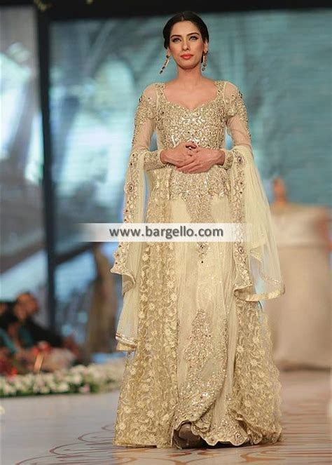 Asifa & Nabeel Wedding Dresses Collection Montgomery