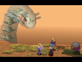 Breath of Fire IV Fiche RPG (reviews, previews, wallpapers ...