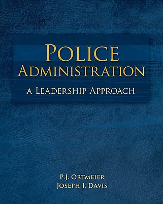 Police Administration A Leadership Approach