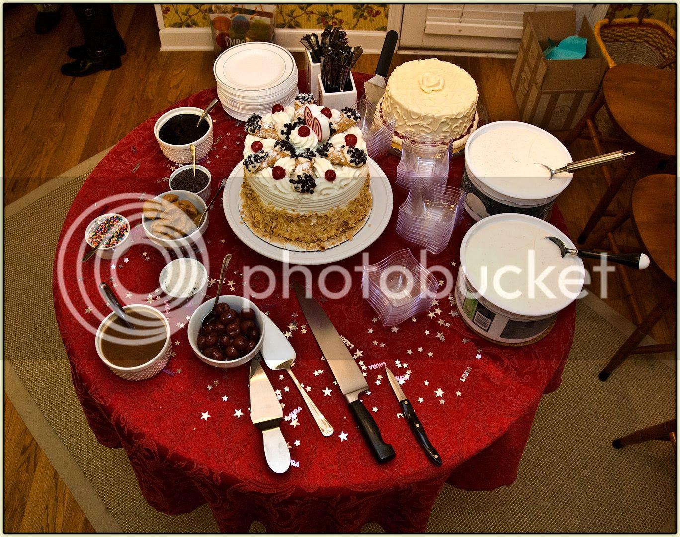 Dessert Array