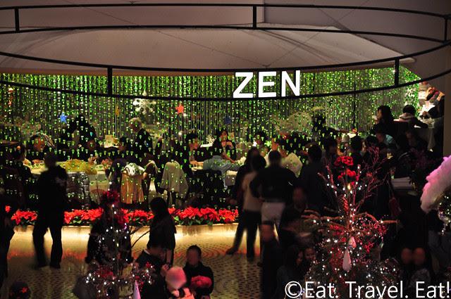 Zen Chinese Cuisine, Hong Kong- Exterior
