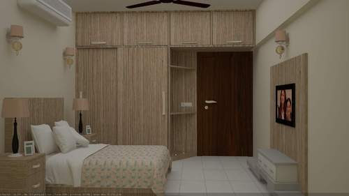 Residential Furniture Wooden Wall Almirah Manufacturer From Gurgaon