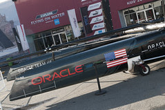 Boat of America's Cup