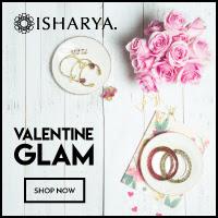 Isharya Valentine Glam