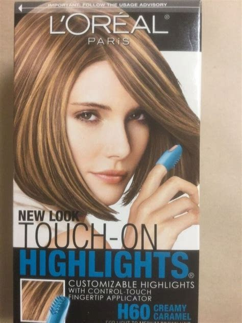 Brown Hair With Blonde Highlights Kit